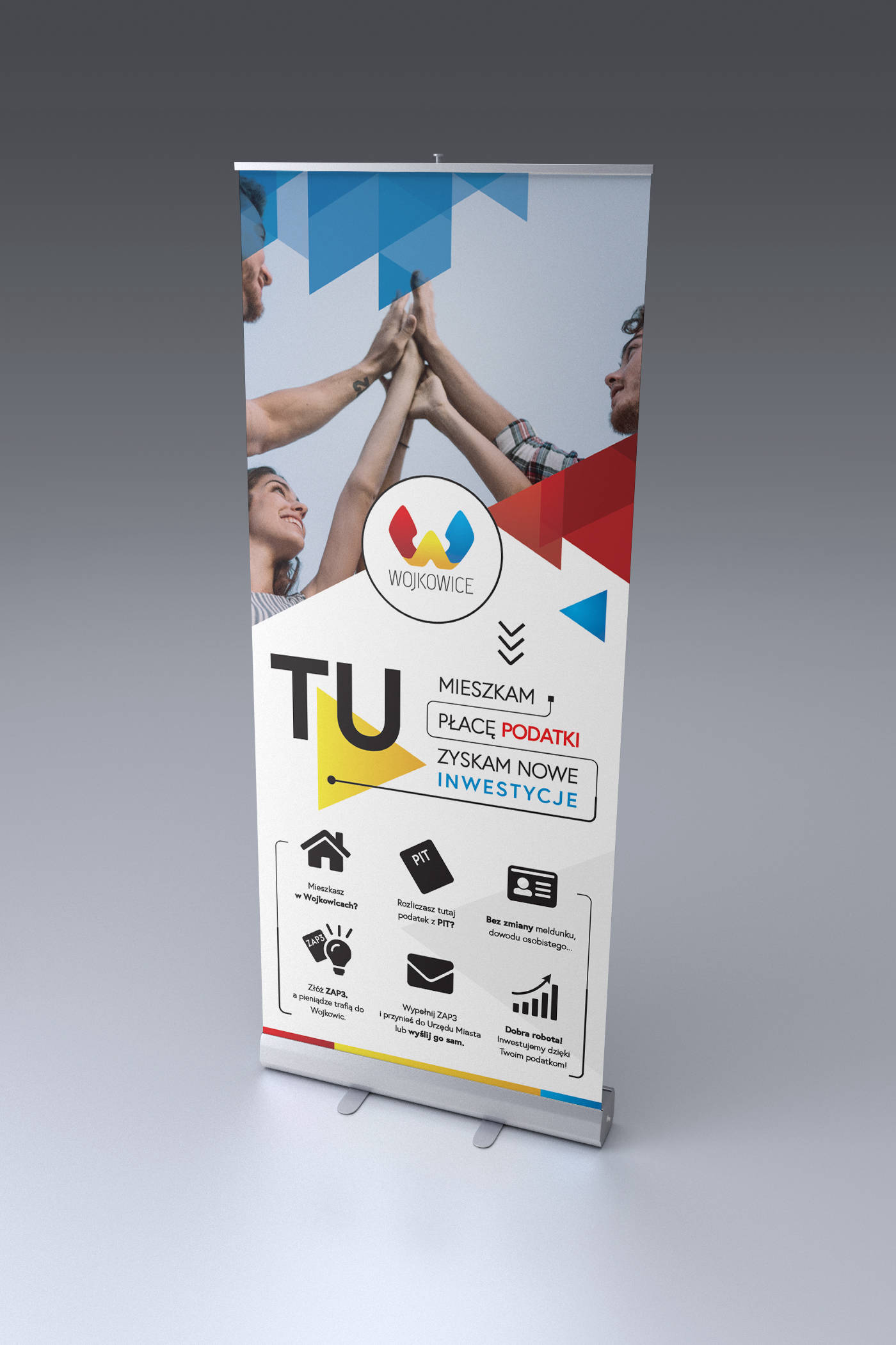 roll-up blockout 100 x 200 cm